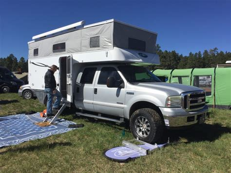 pop up truck bed cer the top 7 truck cers from the 2016 overland expo