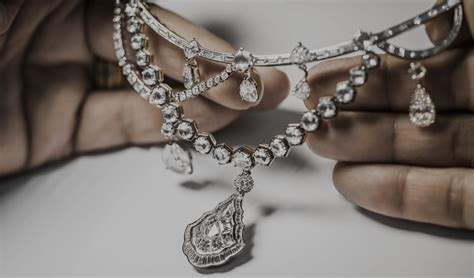 christian 192 versailles high jewelry collection les