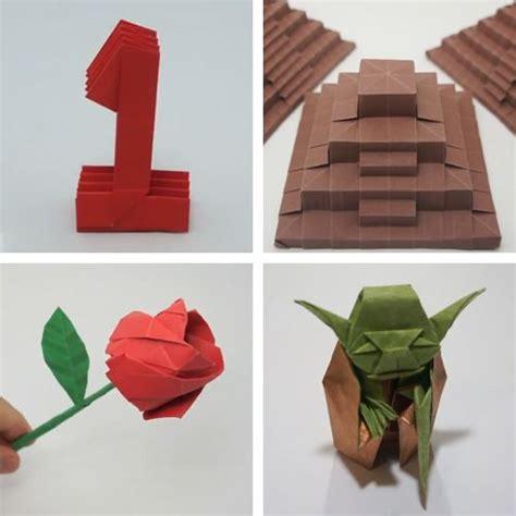 San Origami - c 243 mo hacer figuras n 250 meros y todas las letras