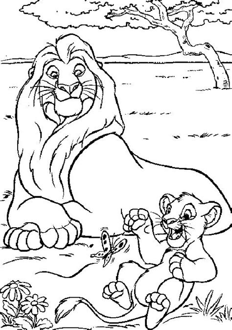 preschool coloring pages cing lion king colouring pages pix pinterest 39 s face