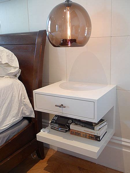 wall mounted bedside table ls contemporary wall mounted bed side table godar furniture