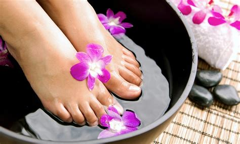 Detox Pedicure At Home by Wellness Up To 54 Winter Garden Fl Groupon