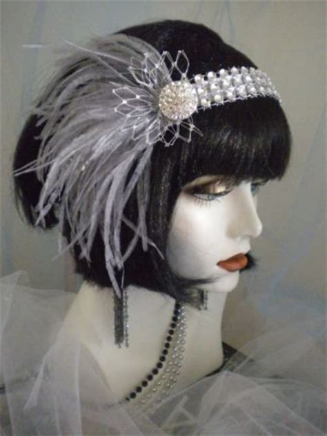how to make 1920s headpieces 1920s headpiece flapper headband old hollywood silver