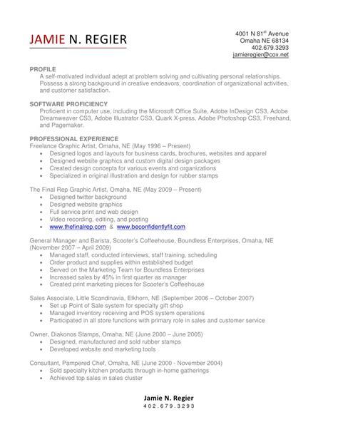 barista resume exle barista resume cover letter resume template barista resume skills exle