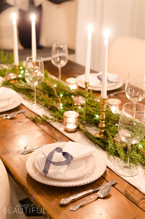 15 dinner table decoration ideas for your