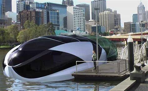 future home designs and concepts crescasa houseboat concept by tom pearce floating houses