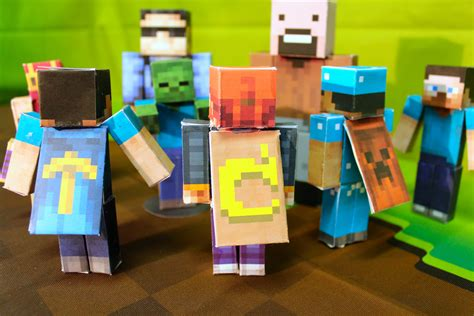 Paper Craft Studio - minecraft papercraft studio now available for ios news