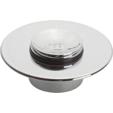 watco bathtub drain stopper watco 174 nufit 174 bathtub drain stopper presflo 174 universal fit chrome plated brass hd
