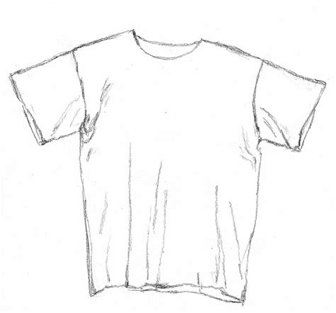 Sketches T Shirts everything you need to about how to sketch a shirt