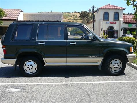 1992 isuzu trooper pictures cargurus