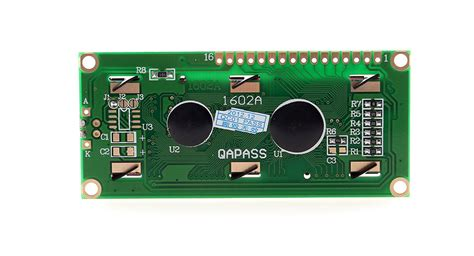 Lcd U2 2 48 arduino compatible 2 6 quot lcd 1602 display shield module lcd 1602a portocol at fasttech