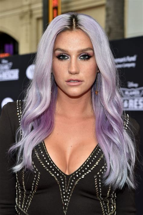 Kesha Planes Fire Rescue Premiere In Hollywood