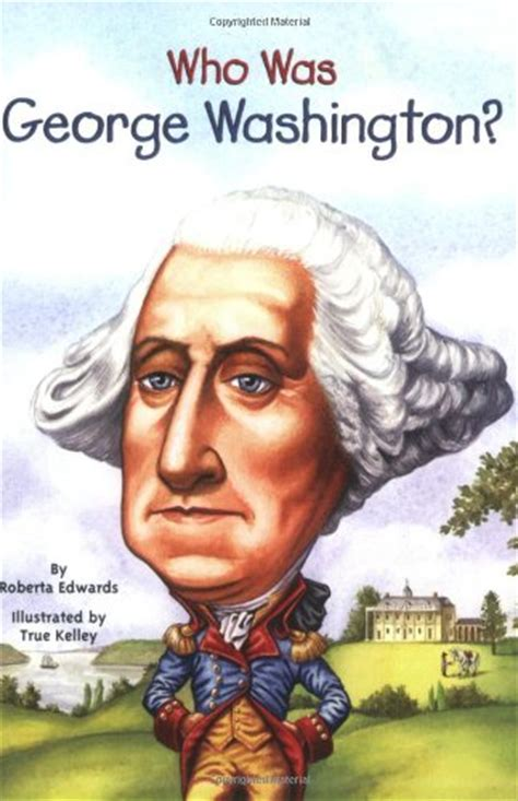george washington picture book book george washington