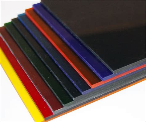 Acrylic Sheets cast acrylic transparent colors chemcast acrylic sheets