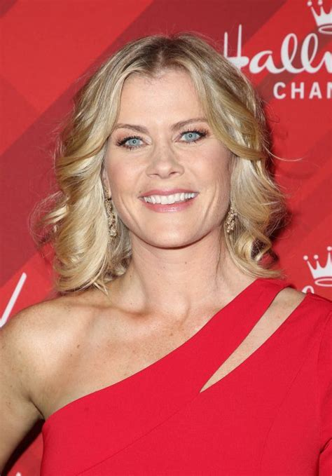 alison sweeney christmas at holly lodge screening in