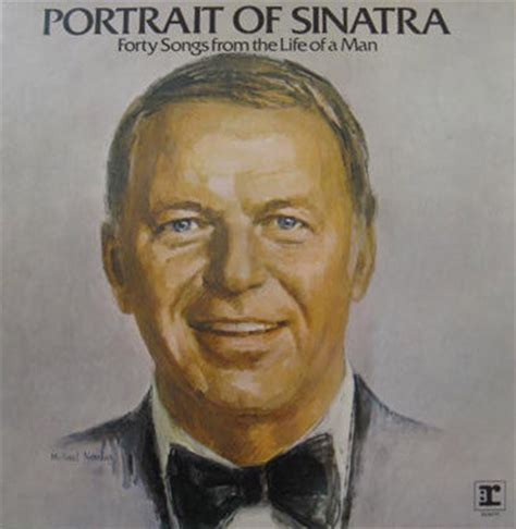 Frank Sinatra Songs From The frank sinatra portrait of sinatra forty songs from the