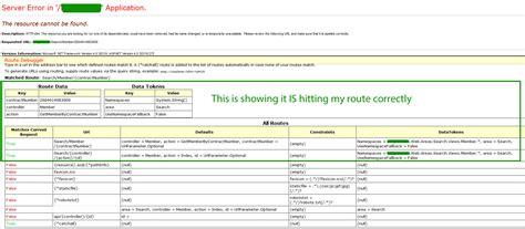 layoutinflater resource not found resource not found error in mvc