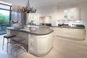 kitchens styles and designs cream painted wood kitchens