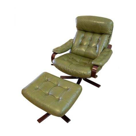 lounge chair with ottoman leather lounge chair with ottoman mid century