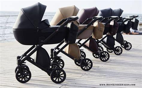 kinderwagen premium cros anex baby
