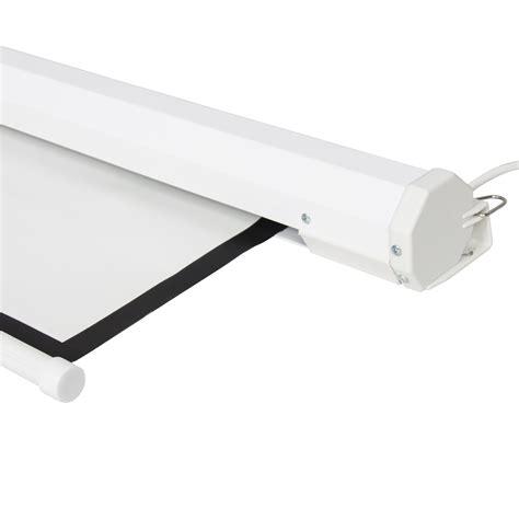 Screen Projector Manual 80 Inci 100 quot 4 3 electric projector projection screen 80x60 rc