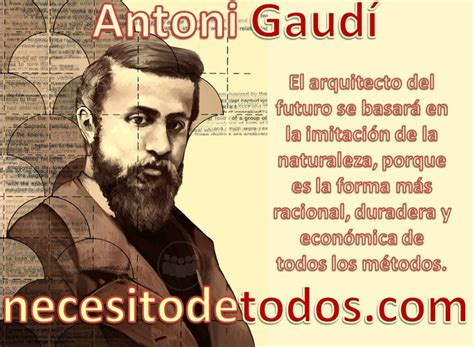 antoni gaudi biography in spanish quot el arquitecto del futuro se basar 225 quot antoni gaud 205