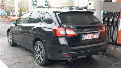 Subaru Levorg 2020 by 2020 Subaru Levorg Spied Testing At The N 220 Rburgring