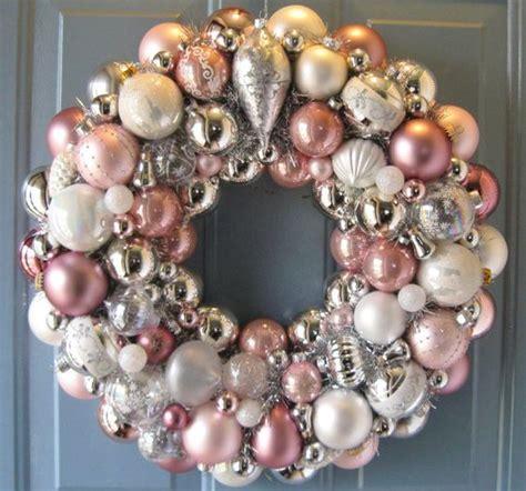 pale pink ornaments pale pink decorations home decor 2017