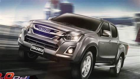 Chevrolet Dmax 2020 by Isuzu D Max Update Revealed New Design Transmissions
