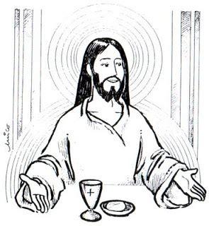 imagenes de la vida de jesus para pintar imagenes de jesus para colorear