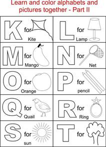 alphabet coloring books free coloring pages of printable alphabet