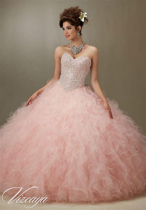 light pink color dresses best 25 light pink quinceanera dresses ideas on