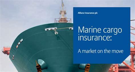 marine cargo insurance  market   move youtalk insurancecom