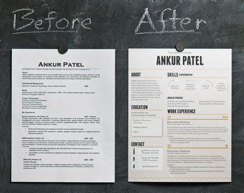 resume templates that stand out resume exles that stand out resume template