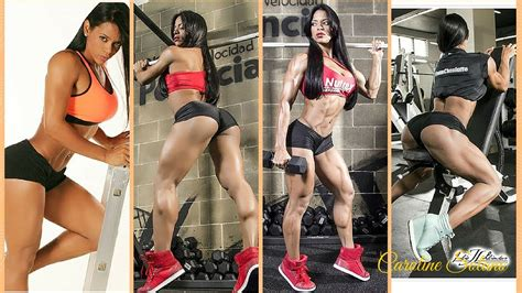 aylen alvarez fitness model booty gym workout routines caroline solano female fitness model gym workout routine