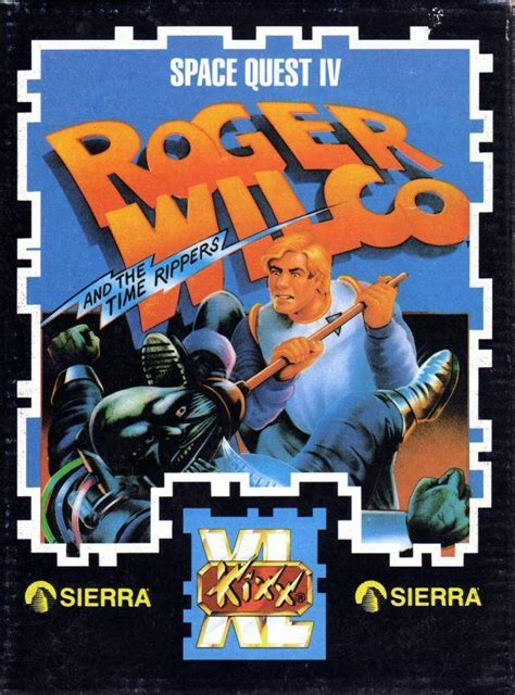 Wilco Wii Wiilco by Space Quest Iv Roger Wilco And The Time Rippers Box