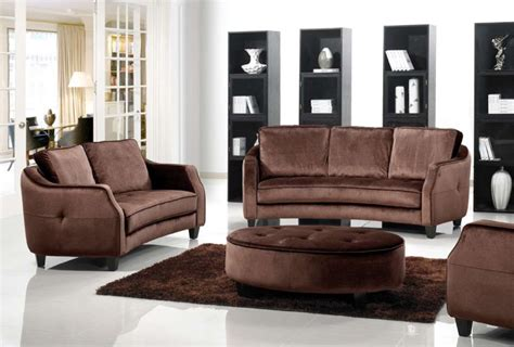 brown fabric sofa set 1079 brown fabric sofa set with ottoman