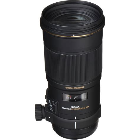 Sigma Macro sigma 180mm f 2 8 apo macro ex dg os hsm lens for canon