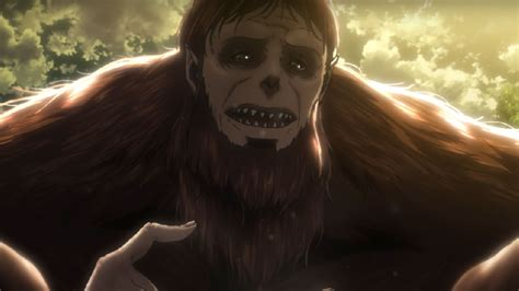 who is the beast titan the beast titan takes the spotlight in new attack on titan