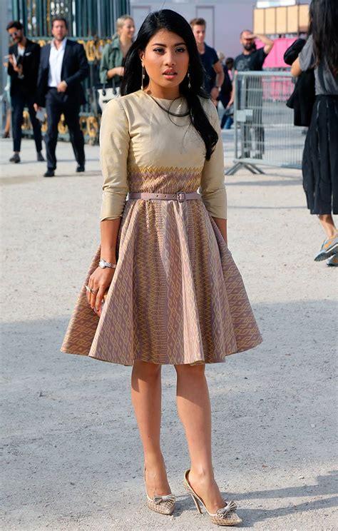 Show And Tell The Budget Fashionista At Fashion Week by Sirivannavari De Tailandia 191 La Princesa M 225 S Chic De La