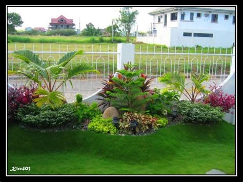 Landscape Design Using A Picture Of My House Landscape Ideas For Front Of House In Philippines