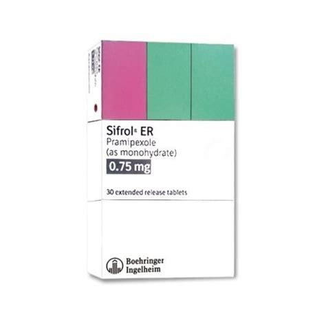 Sifrol Er 0 75mg прамипексол sifrol er 0 75 mg инструкция по применению лекарства израиль аналоги в россии