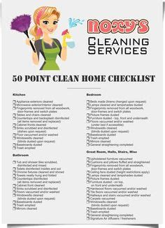 Sle House Cleaning Flyers