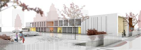 kindergarten design competition jaka bežan architect
