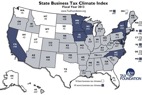 what is washington state sales tax iowa house republicans 187 iowa s tax climate ranks in bottom 10