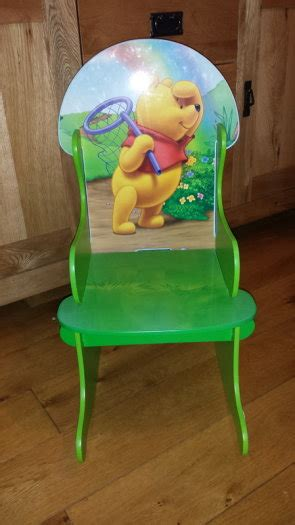 Winnie The Pooh Rocking Crib by Winnie The Pooh Toddler Rocking Chair For Sale In Naas