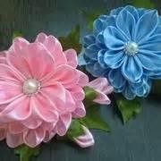come fare fiori con nastro di raso come fare di stoffa bricolage fiori di stoffa fai