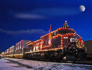 media release canadian pacific holiday train