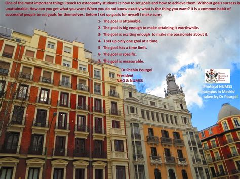 Spain Colleges For Mba by Shawn Pourgol Mba Dc Do Phd Osteopathy Business Tip 52