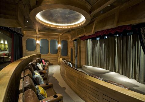 home theater design utah ski magazine dream home 21 900 000 pricey pads